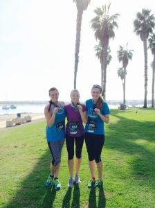 Running a half marathon with these inspiring women