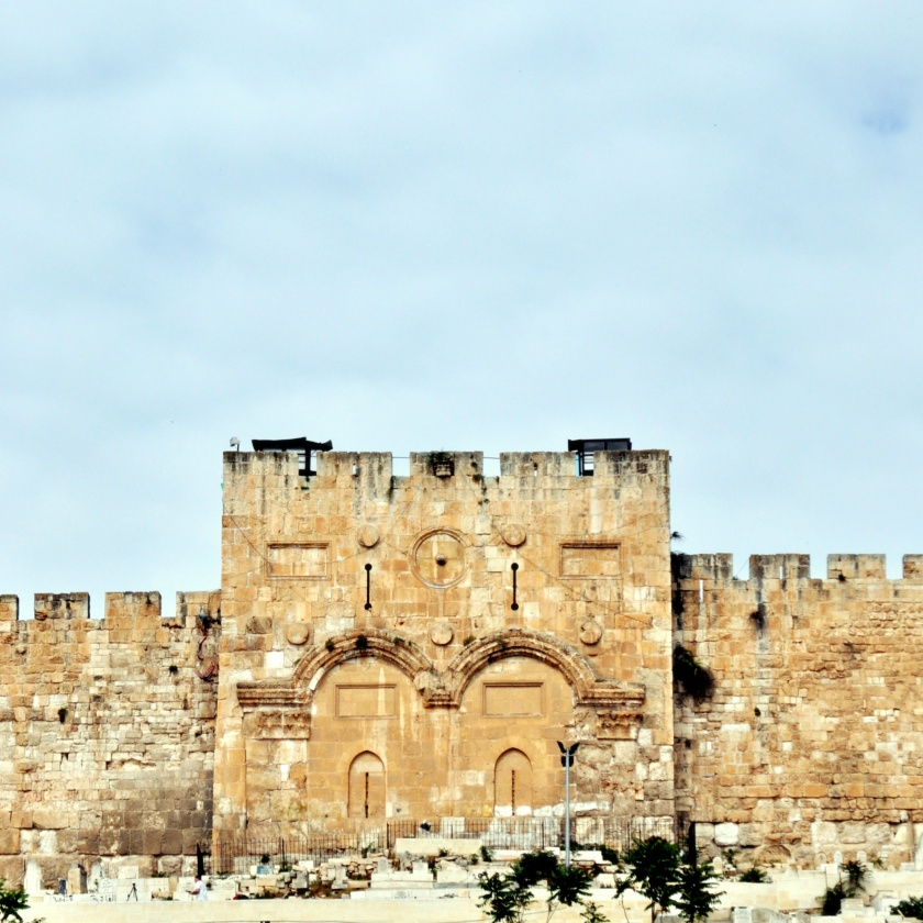 Jerusalem's East Gate
