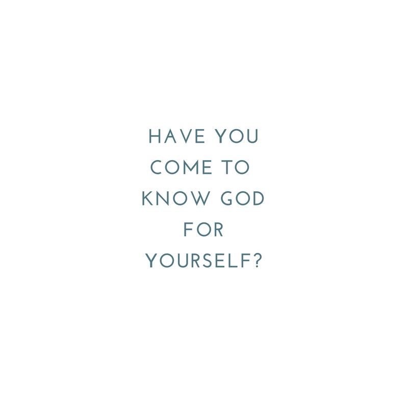 Galatians 1:13-24